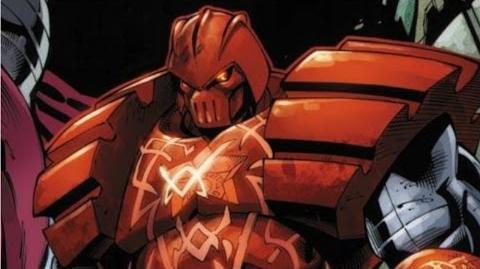 Supervillain Origins The Crimson Dynamo