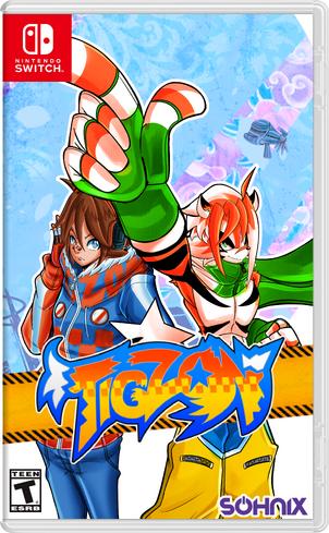 Tigzon - May 2020 (NS cover box)