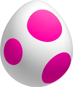 Birdo Egg NSMBDIY-0