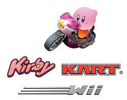 Kirby Kart Wii by yoshi3197