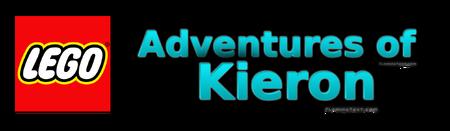 Lego adventures of kieron logo