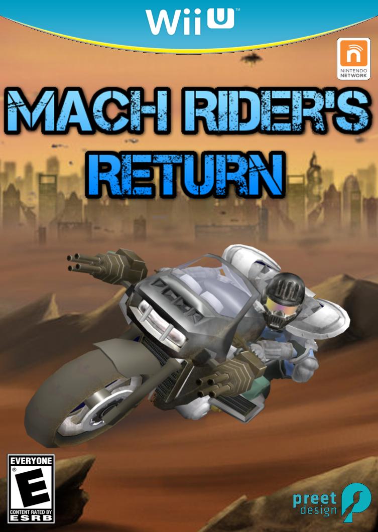 Mach Rider S Return