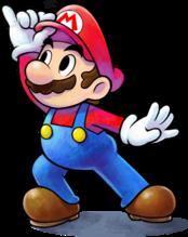 Mario - Mario & Luigi Paper Jam