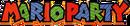 Mario Party Logo2