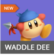 Waddle Dee SSBAether