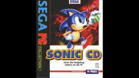 You can do anything (Sonic CD)