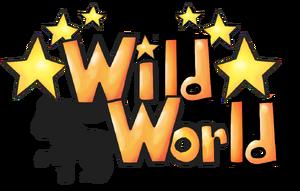 ~Wild World~ Logo