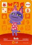 Ac amiibo card bob