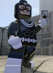 Bullseye (Lego Batman 4)
