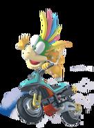Mario Kart Lemmy