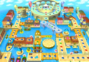 Mario Party Board MW