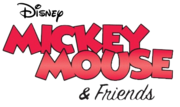 Mickey logo transparent