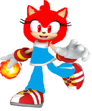 Ruby the hedgehog