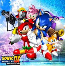 SA Remastered DX DLC