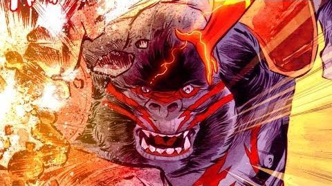 Supervillain Origins Gorilla Grodd
