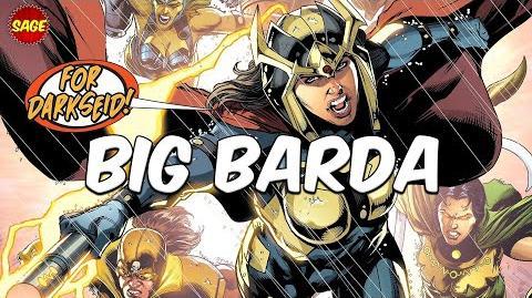 Who is DC Comics Big Barda? Apokolips' equal to Wonder Woman