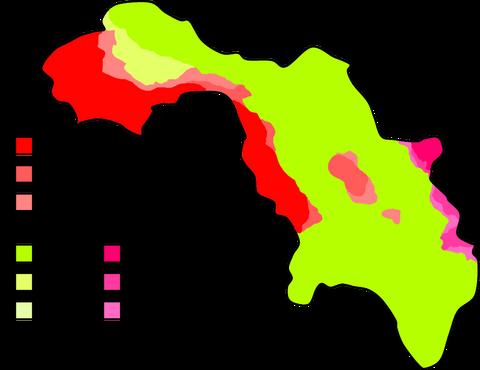 Yt-sprachkarte