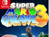 Super Mario Galaxy 3 (Computerboy64)
