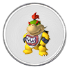 FatherBowserPin