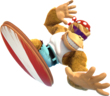 Funky Kong DKCTF