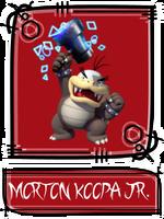 Morton Koopa Jr. SSBR