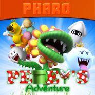 Petey's Adventure Boxart - Pharo