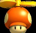 Propeller Mushroom NSMBUD