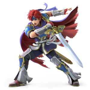 Roy SSBUltimate