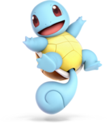 Squirtle SSBU Artwork