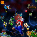 Super Mario Galaxy Universal Quest Full Boxart