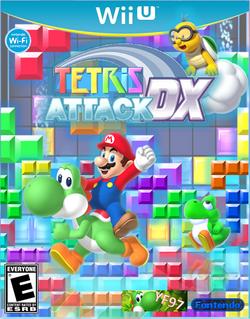 Tetris Attack DX U