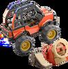 Toy-Con Car