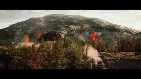 2012 - Yellowstone explodes HD