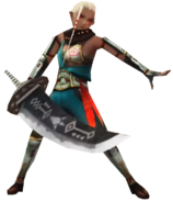 3.2.Impa with her Sword