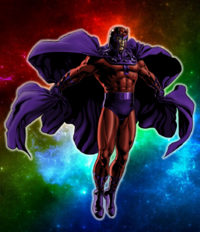 MagnetoAltercation