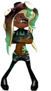 Marina without shades