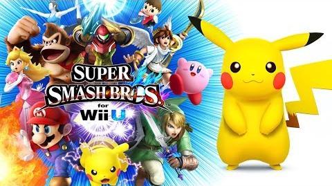 Pokémon Center (Super Smash Bros