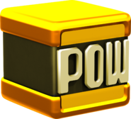 SM3DW styled gold POW Block