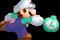 Stopwatch Mario