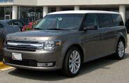 2013 Ford Flex -- 07-11-2012