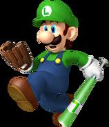 Luigi Baseball