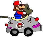 Mini Mario Kart