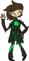 Xen Female FX Green