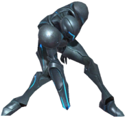 0.7.Dark Samus is tired