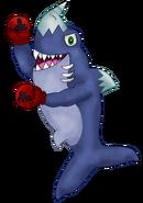 Joe the Shark Artwork