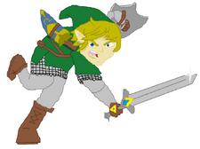 Link-affray