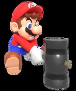 Mario hammer render by nintega dario ddg7n56-pre