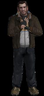 Niko Bellic(Grand Theft Auto)