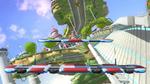SSBU-Mario Circuit (SSB4)