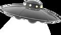 Ufo Glider MKSR